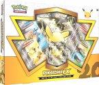 Pokemon (Sammelkartenspiel) Pikachu-EX Rote & Blaue Kollektion Box (deutsch)