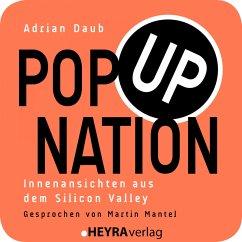 Pop Up Nation (MP3-Download) - Daub, Adrian