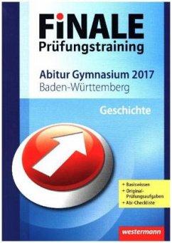 Finale Prüfungstraining 2017 - Abitur Gymnasium...