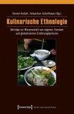 Kulinarische Ethnologie