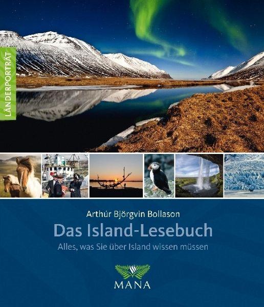 Das Island-Lesebuch - Bollason, Arthur B.