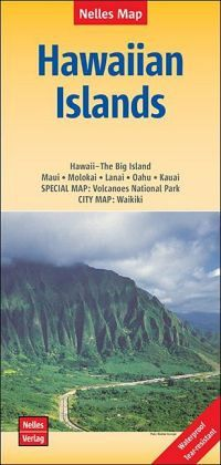 Nelles Map Hawaiian Islands