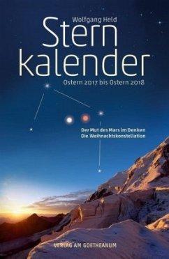 Sternkalender Ostern 2017 bis Ostern 2018 - Held, Wolfgang