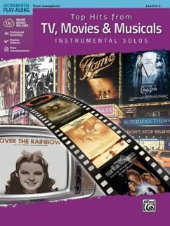Top Hits from TV, Movies & Musicals Instrumenta...