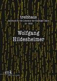 treibhaus 12. Wolfgang Hildesheimer