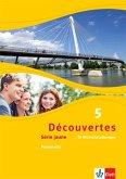 Découvertes Série jaune 5. 99 Wortschatzübungen