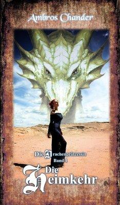 Die Drachenprinzessin (eBook, ePUB) - Ambros Chander