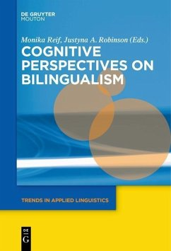 Cognitive Perspectives on Bilingualism (eBook, PDF)