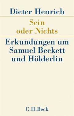 Sein oder Nichts (eBook, ePUB) - Henrich, Dieter