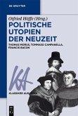 Politische Utopien der Neuzeit (eBook, ePUB)