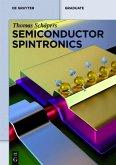 Semiconductor Spintronics (eBook, ePUB)