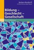 Bildung - Geschlecht - Gesellschaft (eBook, PDF)