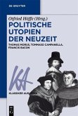 Politische Utopien der Neuzeit (eBook, PDF)