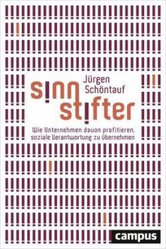Sinnstifter - Schöntauf, Jürgen