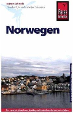 Reise Know-How Norwegen - Schmidt, Martin