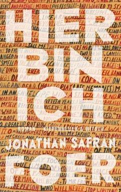 Hier bin ich - Foer, Jonathan Safran