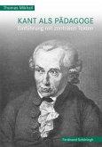 Kant als Pädagoge