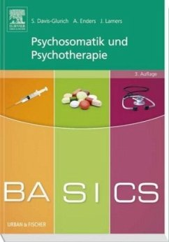 BASICS Psychosomatik und Psychotherapie - Davis-Glurich, Svenja; Enders, Annalisa; Lamers, Jette