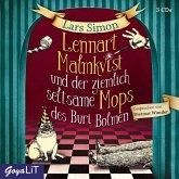 Lennart Malmkvist und der ziemlich seltsame Mops des Buri Bolmen / Lennart Malmkvist Bd.1 (3 Audio-CDs)