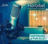 Hoffnung für alle. Die Hörbibel, 8 MP3-CD