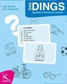 Das Dings: Spielend Deutsch lernen (Spiel)