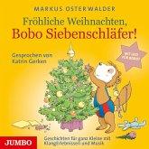 Fröhliche Weihnachten, Bobo Siebenschläfer, Audio-CD