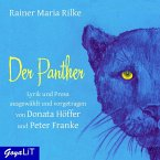 Der Panther, Audio-CD