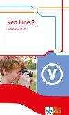 Red Line 3. Vokabellernheft. Ausgabe 2014