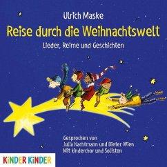 Reise durch die Weihnachtswelt, Audio-CD