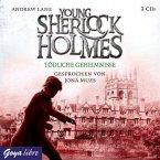 Tödliche Geheimnisse / Young Sherlock Holmes Bd.7 (3 Audio-CDs)
