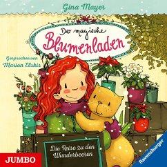 Die Reise zu den Wunderbeeren / Der magische Blumenladen Bd.4 (1 Audio-CD)