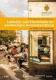 Leitfaden und Checklisten zur nachhaltigen Arealentwicklung (eBook, PDF)