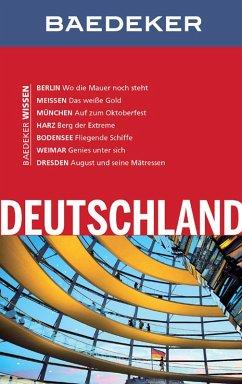 Baedeker Reiseführer Deutschland (eBook, ePUB) - Redaktion, Baedeker