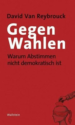 Gegen Wahlen - Reybrouck, David Van