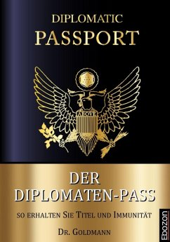 Der Diplomaten-Pass (eBook, PDF)