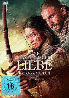 Eine unsterbliche Liebe - Bajirao Mastani (Limited Special Edition, + DVD)