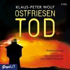 Ostfriesentod / Ann Kathrin Klaasen ermittelt Bd.11 (4 Audio-CDs)