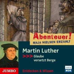 Martin Luther, Audio-CD - Nielsen, Maja