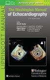 The Washington Manual of Echocardiography