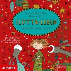 Mein Lotta-Leben - Süßer die Esel nie singen, 1 Audio-CD - Pantermüller, Alice