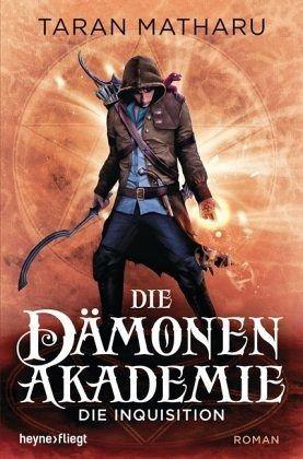 Buch-Reihe Die Dämonenakademie
