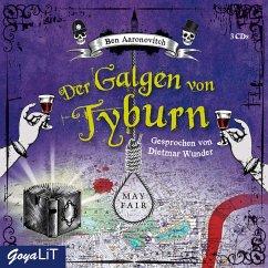 Der Galgen von Tyburn / Peter Grant Bd.6 (3 Audio-CDs) - Aaronovitch, Ben