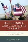 Race, Gender, and Class in the Tea Party