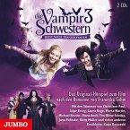 Die Vampirschwestern 3 - Das Original-Hörspiel zum Film, 2 Audio-CDs