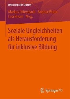 Soziale Ungleichheiten als Herausforderung für ...