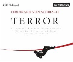 Terror, 2 Audio-CDs - Schirach, Ferdinand von