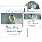 Mein Herz still in sich singet (Buch + CD)