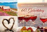 Herzlichen Glückwunsch zum 60. Geburtstag