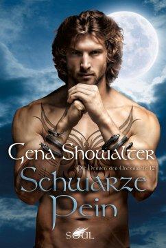 Schwarze Pein / Die Herren der Unterwelt Bd.12 (eBook, ePUB)