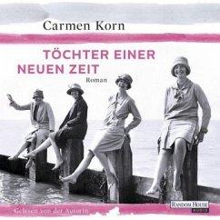 Töchter einer neuen Zeit / Jahrhundert-Trilogie Bd.1 (8 Audio-CDs) - Korn, Carmen